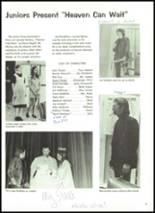 1972 Robinson High School Yearbook Page 12 & 13
