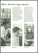 1972 Robinson High School Yearbook Page 18 & 19