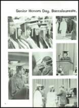 1972 Robinson High School Yearbook Page 20 & 21