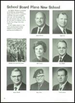 1972 Robinson High School Yearbook Page 24 & 25