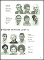 1972 Robinson High School Yearbook Page 26 & 27