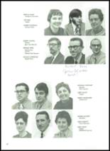 1972 Robinson High School Yearbook Page 28 & 29