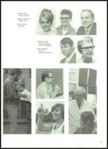 1972 Robinson High School Yearbook Page 30 & 31