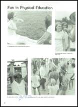 1972 Robinson High School Yearbook Page 38 & 39
