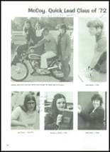 1972 Robinson High School Yearbook Page 44 & 45