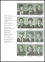 1972 Robinson High School Yearbook Page 48 & 49