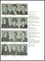 1972 Robinson High School Yearbook Page 50 & 51