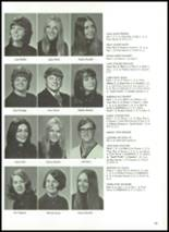 1972 Robinson High School Yearbook Page 56 & 57