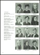 1972 Robinson High School Yearbook Page 58 & 59