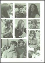 1972 Robinson High School Yearbook Page 60 & 61