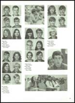 1972 Robinson High School Yearbook Page 76 & 77