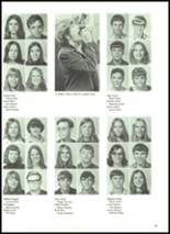 1972 Robinson High School Yearbook Page 82 & 83