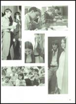 1972 Robinson High School Yearbook Page 84 & 85