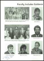 1972 Robinson High School Yearbook Page 92 & 93
