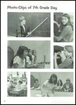 1972 Robinson High School Yearbook Page 94 & 95