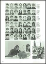 1972 Robinson High School Yearbook Page 96 & 97