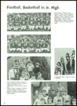 1972 Robinson High School Yearbook Page 98 & 99