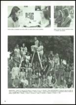 1972 Robinson High School Yearbook Page 100 & 101