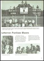 1972 Robinson High School Yearbook Page 104 & 105