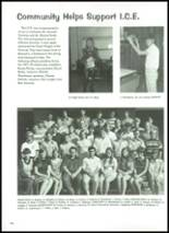 1972 Robinson High School Yearbook Page 110 & 111