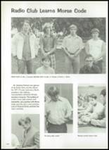 1972 Robinson High School Yearbook Page 114 & 115