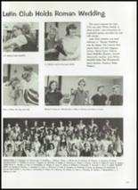 1972 Robinson High School Yearbook Page 116 & 117