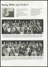1972 Robinson High School Yearbook Page 120 & 121