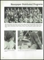 1972 Robinson High School Yearbook Page 126 & 127
