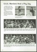 1972 Robinson High School Yearbook Page 128 & 129