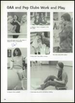 1972 Robinson High School Yearbook Page 130 & 131