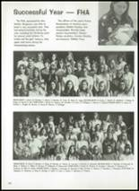 1972 Robinson High School Yearbook Page 132 & 133