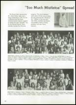 1972 Robinson High School Yearbook Page 134 & 135