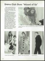 1972 Robinson High School Yearbook Page 136 & 137