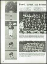 1972 Robinson High School Yearbook Page 140 & 141