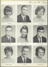 1964 Hopewell High School Yearbook Page 16 & 17