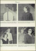 1964 Hopewell High School Yearbook Page 26 & 27