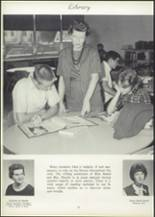 1964 Hopewell High School Yearbook Page 54 & 55