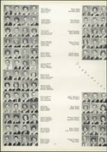 1964 Hopewell High School Yearbook Page 108 & 109