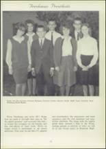 1964 Hopewell High School Yearbook Page 110 & 111