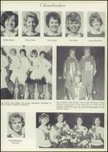 1964 Hopewell High School Yearbook Page 134 & 135