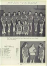 1964 Hopewell High School Yearbook Page 154 & 155