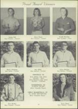 1964 Hopewell High School Yearbook Page 156 & 157
