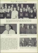 1964 Hopewell High School Yearbook Page 164 & 165