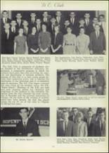 1964 Hopewell High School Yearbook Page 166 & 167