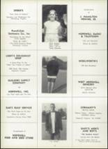 1964 Hopewell High School Yearbook Page 200 & 201