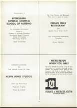 1964 Hopewell High School Yearbook Page 202 & 203