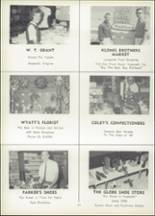 1964 Hopewell High School Yearbook Page 206 & 207