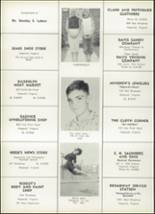 1964 Hopewell High School Yearbook Page 208 & 209