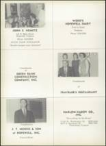 1964 Hopewell High School Yearbook Page 218 & 219