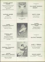 1964 Hopewell High School Yearbook Page 220 & 221